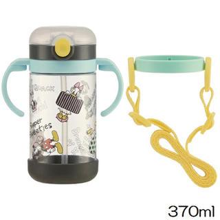 ディズニー(Disney)の新品未使用 ストローマグ  ミッキー  水筒(マグカップ)