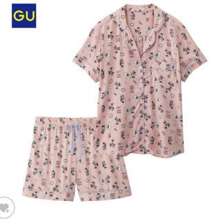 ジーユー(GU)のGU ミニーちゃんパジャマ(パジャマ)