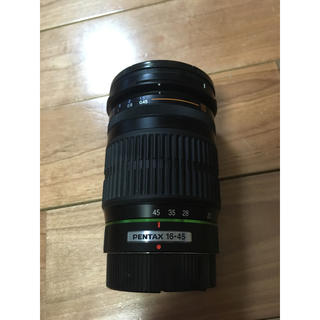 ペンタックス(PENTAX)の美品 ペンタックス レンズ 16-45 広角(レンズ(ズーム))