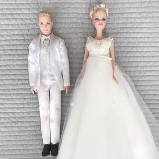バービー(Barbie)の結婚式 バービー人形セット売り(ぬいぐるみ)