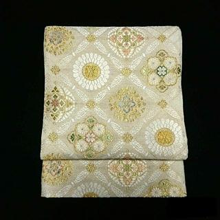 はな様専用 新品お仕立て上がり 高島礼子さん着用 正絹 西陣 綴れ織 袋帯(帯)
