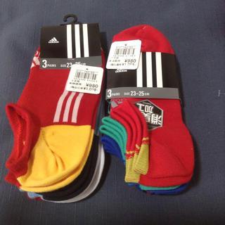 アディダス(adidas)の6足 靴下 アディダス(ソックス)