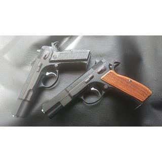 【2挺セット】KSC CZ75 1st & 2nd(ガスガン)