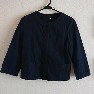 ムジルシリョウヒン(MUJI (無印良品))の無印良品ジャケット(ノーカラージャケット)