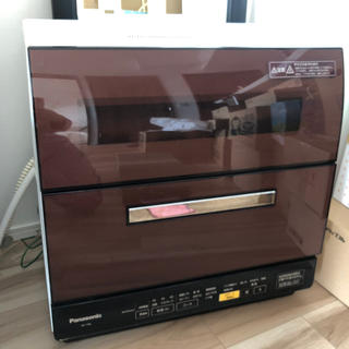 パナソニック(Panasonic)のパナソニック 食洗機(食器洗い機/乾燥機)