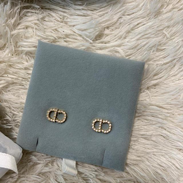 45a6915e6203 Christian Dior(クリスチャンディオール)のクリスチャンディオール☆ピアス メンズのアクセサリー(ピアス
