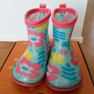 キッズフォーレ(KIDS FORET)の長靴 レインブーツ キッズ 15 cm kidsforet(長靴/レインシューズ)