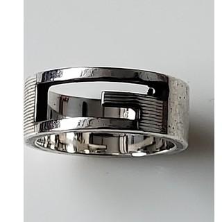 グッチ(Gucci)のGUCCI 指輪 Gリング 15号(リング(指輪))