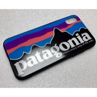 パタゴニア(patagonia)のパタゴニア patagonia iPhoneケース スマホケース 横(iPhoneケース)