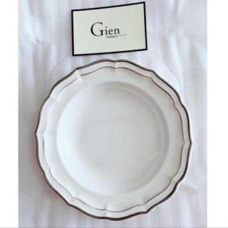 サラグレース(Sarah Grace)の*サラグレース* サラグレース Gien パスタプレート グレー 23cm(食器)