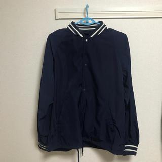 ジーユー(GU)のジャケット(ナイロンジャケット)