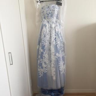 カラードレス(ウェディングドレス)