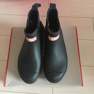 ハンター(HUNTER)のHUNTER ショートブーツ(レインブーツ/長靴)