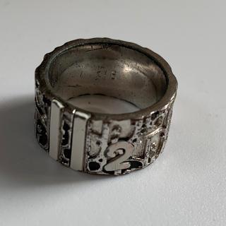 クリスチャンディオール(Christian Dior)の難あり激安!ディオールリング  11号(リング(指輪))