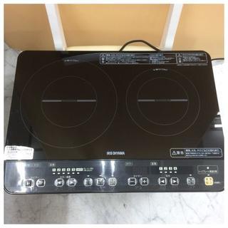 アイリスオーヤマ(アイリスオーヤマ)のアイリスオーヤマ IHクッキングヒーター c011(調理機器)