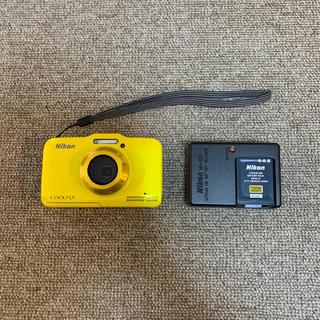ニコン(Nikon)のNIKON 防水5m デジカメ(コンパクトデジタルカメラ)