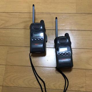 パナソニック(Panasonic)のトランシーバ(アマチュア無線)