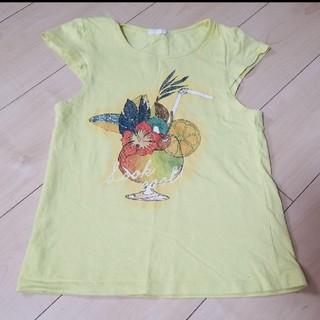 ジーユー(GU)のジーユー ノースリーブ タンクトップ (Tシャツ/カットソー)