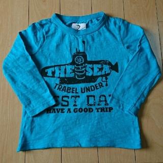 ジーンズベー(jeans-b)の最終値下げ jeans-b 2nd ロンT 100cm(Tシャツ/カットソー)