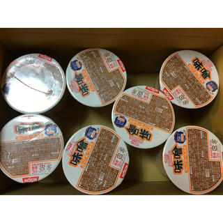 日清食品 - カップヌードル 味噌 7個 送料無料
