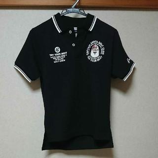キャプテンサンタ(CAPTAIN SANTA)の【匿名配送】キャプテンサンタゴルフクラブ ポロシャツ(ポロシャツ)