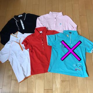 マンシングウェア(Munsingwear)のMunsingwear 4点セット(長袖2点、半袖2点)(ウエア)