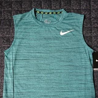 ナイキ(NIKE)のNIKEガールズノースリーブTシャツ(Tシャツ/カットソー)