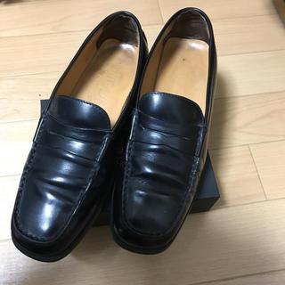 トッズ(TOD'S)のTOD'S ローファー made in itaiy 22.5cm(ローファー/革靴)