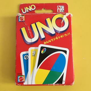 ウノ UNO(トランプ/UNO)