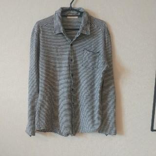 アッシュペーフランス(H.P.FRANCE)のOSKLEN メンズ Tシャツ素材 シャツ Sサイズ(シャツ)