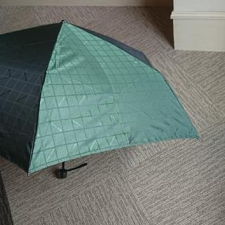 アウロラ(AURORA)のAurora 折りたたみ傘 グリーン(傘)