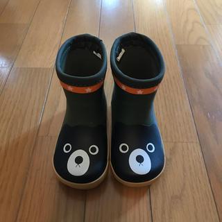 ミキハウス(mikihouse)の新品未使用  ダブルビー  長靴(長靴/レインシューズ)
