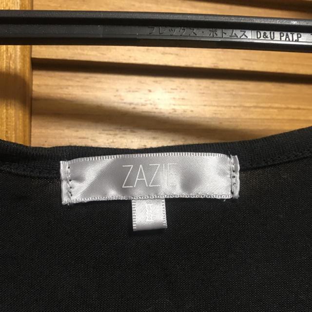 ZAZIE(ザジ)のザジ ドッキングワンピース Mサイズ レディースのワンピース(ひざ丈ワンピース)の商品写真
