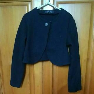 b1ceaa98152b9 イーストボーイ(EASTBOY)のイーストボーイ ボレロ 130 子供 ネイビー(ドレス フォーマル