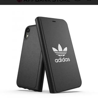 アディダス(adidas)のiPhone XR ケース 手帳型 adidas Originals 新品(iPhoneケース)