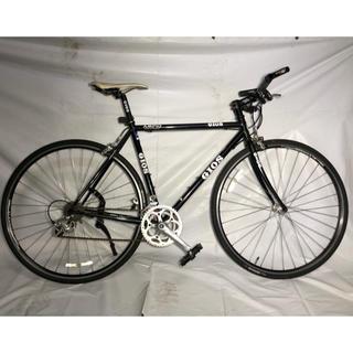 ジオス(GIOS)のロードバイク GIOS AMPIO 完成車 完全組立 スポーツ自転車(自転車本体)