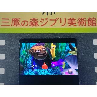 ジブリ(ジブリ)の三鷹の森ジブリ美術館 フィルム 入場券 ファインディング・ニモ 期間限定柄(美術館/博物館)