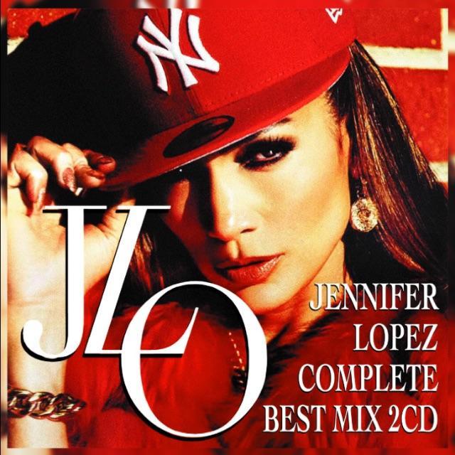 Jennifer Lopez 豪華2枚組42曲 最強 Best MixCD エンタメ/ホビーのCD(R&B/ソウル)の商品写真