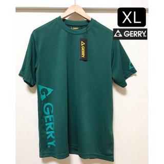 ジェリー(GERRY)の新品タグ付き 大きいサイズXL ジェリー GERRY 吸水速乾 Tシャツ(Tシャツ/カットソー(半袖/袖なし))