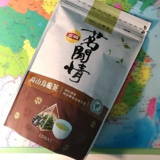 ユニリーバ(Unilever)の台湾 阿里山高山烏龍茶 1袋 22ティーバッグ入り(茶)