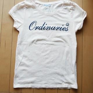 オールオーディナリーズ(ALL ORDINARIES)のオールオーディナリーズ パフスリーブプリントTシャツ(Tシャツ(半袖/袖なし))