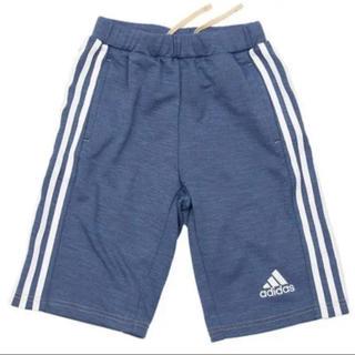 アディダス(adidas)のadidas アディダス デニム風ジャージ ハーフパンツ(パンツ/スパッツ)