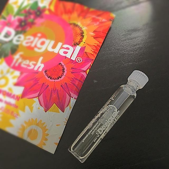 DESIGUAL(デシグアル)のデシグアル フレッシュ コスメ/美容の香水(ユニセックス)の商品写真