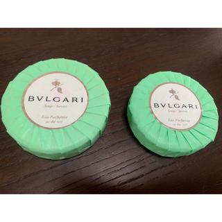 ブルガリ(BVLGARI)のBVLGARI 化粧石鹸(ボディソープ / 石鹸)