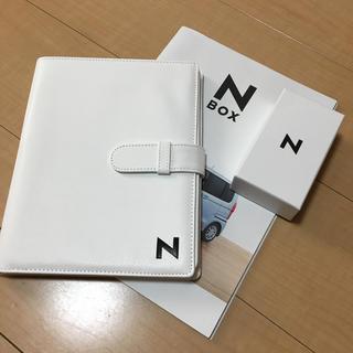 ホンダ(ホンダ)のN-BOX 車検証ケース(その他)