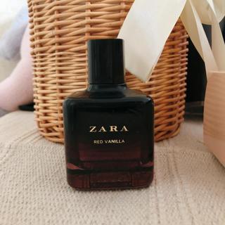 ザラ(ZARA)のZara Red vanilla レッドバニラ 100ml(香水(女性用))