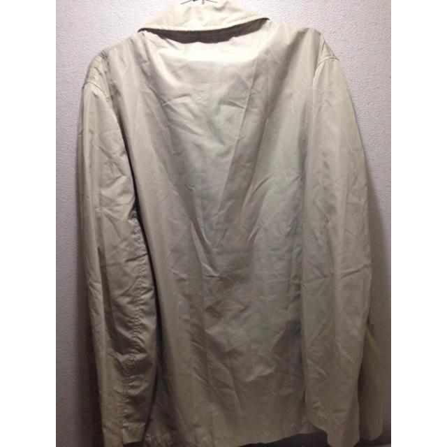 BURBERRY(バーバリー)のバーバリー ジャケットコート クリーム  メンズのジャケット/アウター(その他)の商品写真