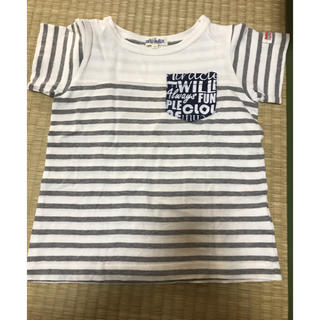シューラルー(SHOO・LA・RUE)のSHOO-LA-RUE Tシャツ 110(Tシャツ/カットソー)