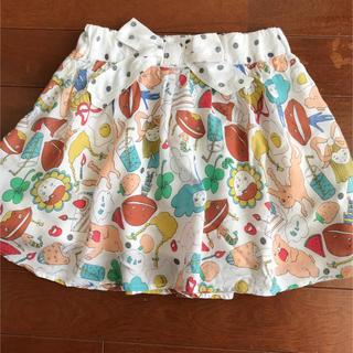 フランシュリッペ(franche lippee)の★プーコ様★フランシュリッペ スカート 110(スカート)