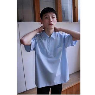 アレッジ(ALLEGE)のALLEGE halfzip shirt(シャツ)
